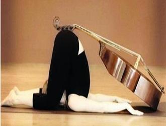 Yin yoga met live cello
